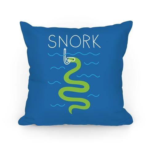 Snork Pillow