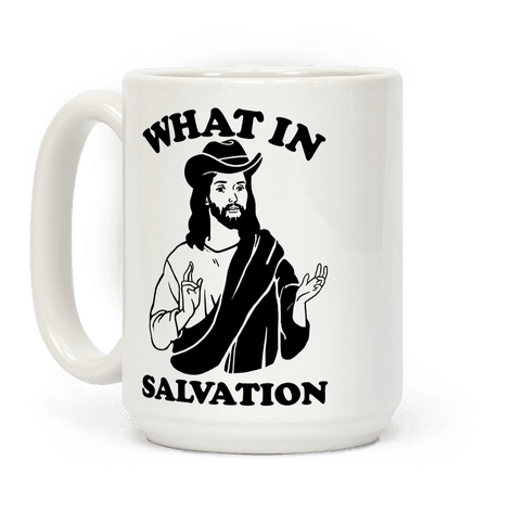What In Salvation