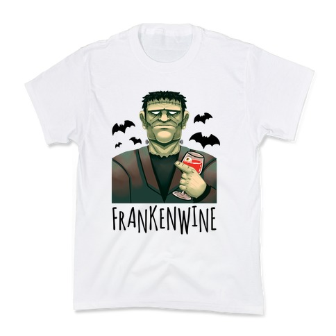 Frankenwine Kids T-Shirt