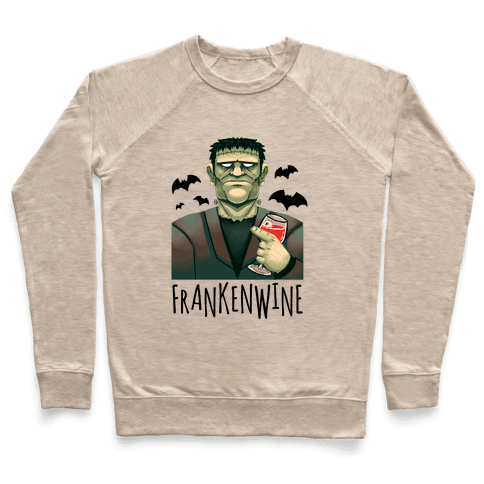 Frankenwine Pullover
