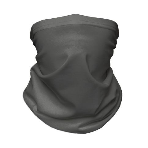 Grey Neck Gaiter