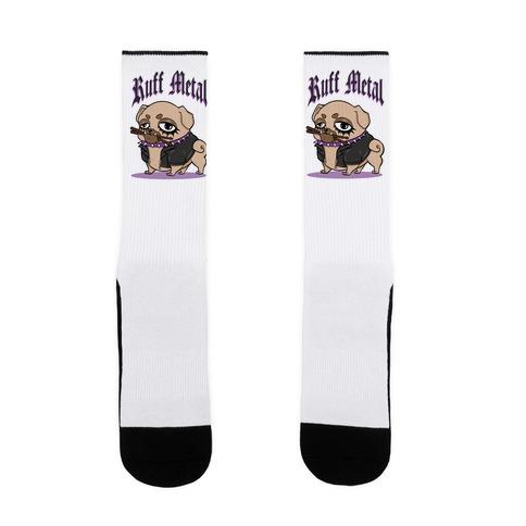 Ruff Metal Sock