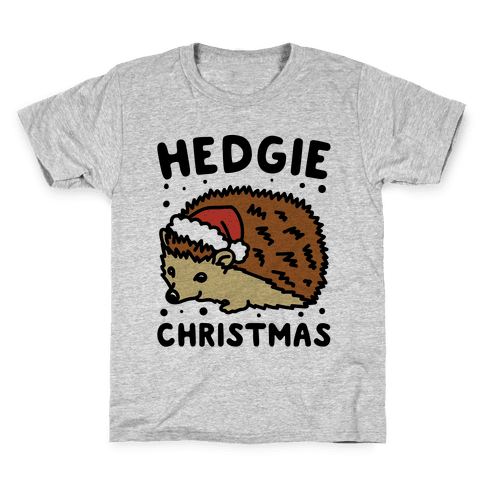 Hedgie Christmas
