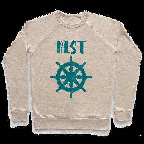 Best Mates Wheel (cmyk) Pullover