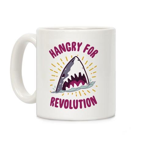 Hangry For Revolution Coffee Mug