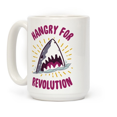 Hangry For Revolution Coffee Mug