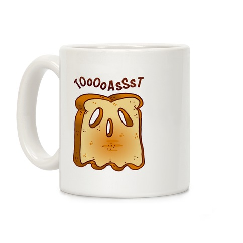Toast Ghost Coffee Mug