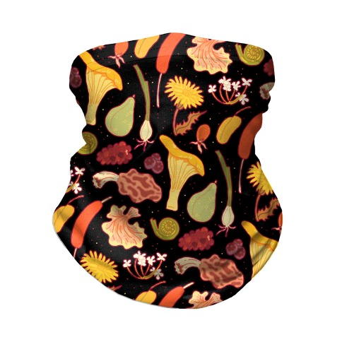 Forage Foral Pattern Neck Gaiter