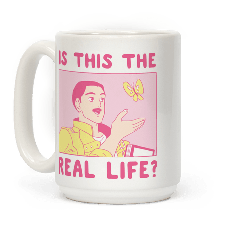 Is This the Real Life Coffee Mug