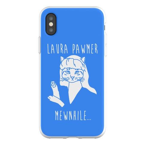 Laura Pawmer Parody Phone Flexi-Case