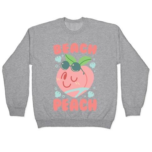 Beach Peach Pullover