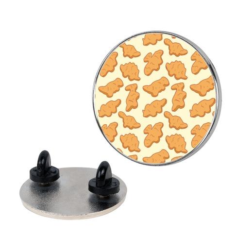 Dino Nuggies Pattern Pin
