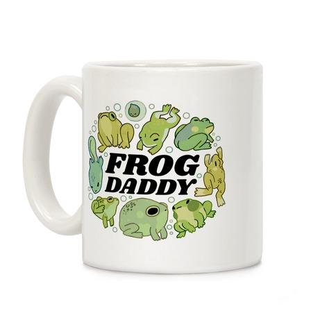 Frog Daddy Coffee Mug