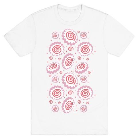 Narutomaki Pattern T-Shirt