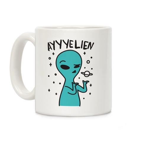 Ayyyelien Coffee Mug
