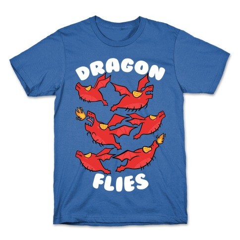 Dragon Flies T-Shirt