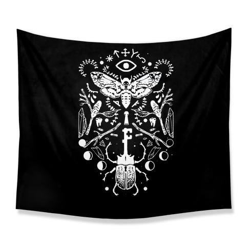 Occult Musings Tapestry