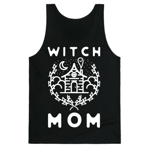 Witch Mom Tank Top