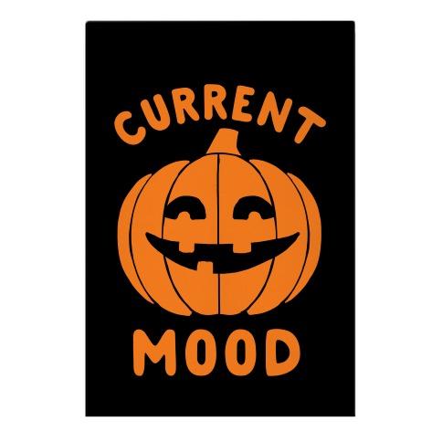 Current Mood: Halloween Garden Flag