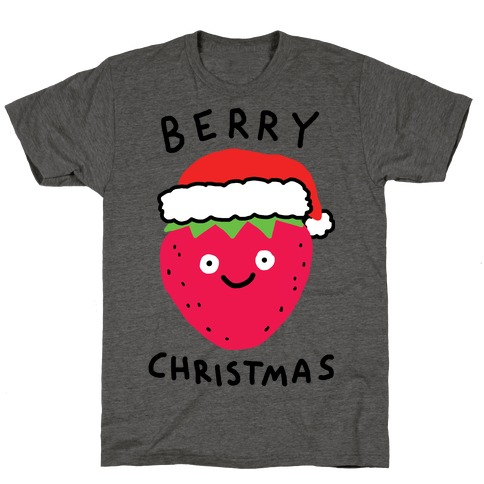 Berry Christmas T-Shirt