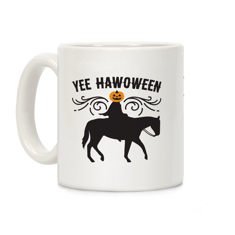 Yee Hawoween Coffee Mug