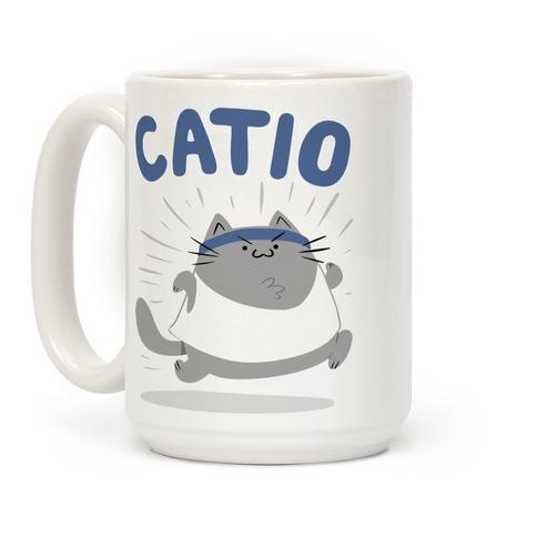 Catio Coffee Mug