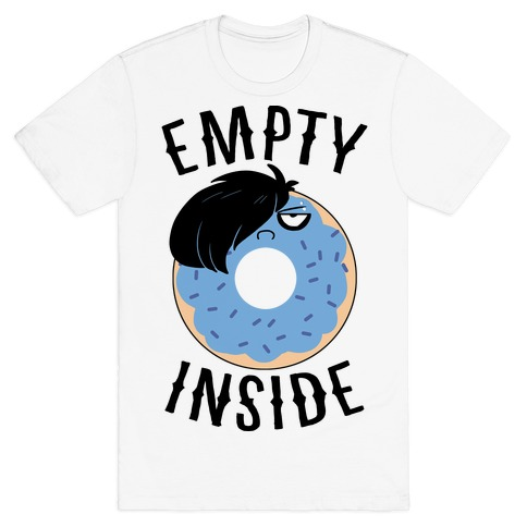 Empty Inside T-Shirt