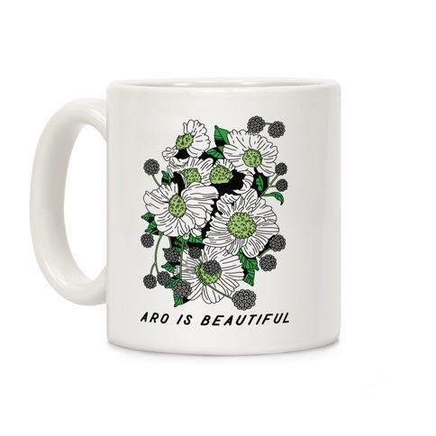 Aro is Beautiful Coffee Mug