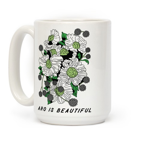 Aro is Beautiful Coffee Mug