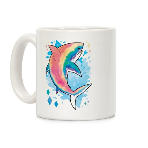 Pride Sharks: Gay Coffee Mug