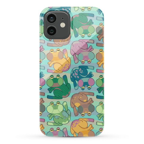 Cool Frogs Phone Case