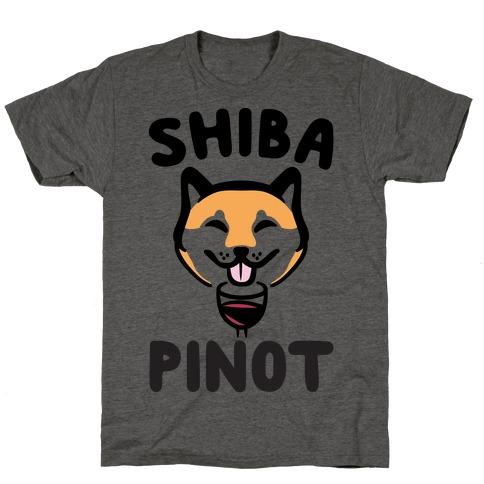 Shiba Pinot T-Shirt