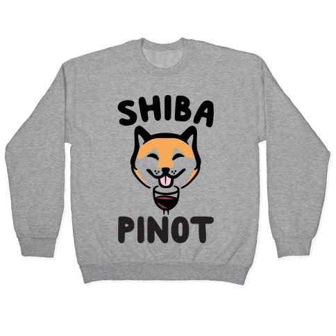 Shiba Pinot Pullover