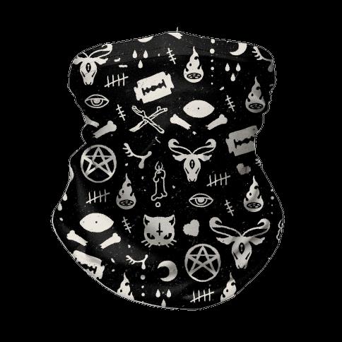 Cute Occult Neck Gaiter