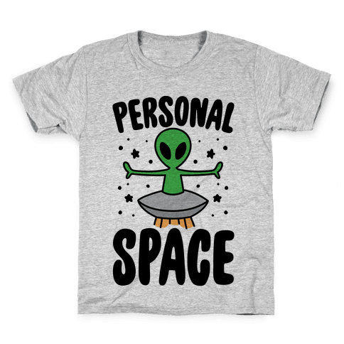 Personal Space  Kids T-Shirt