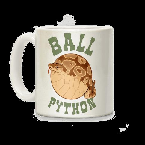Ball Python Coffee Mug