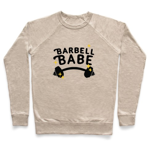 Barbell Babe Pullover