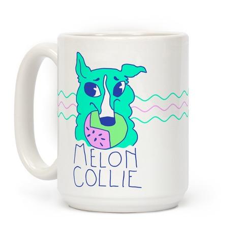 Melon Collie Coffee Mug