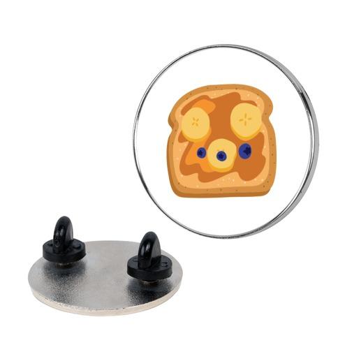 Bear Toast Pin