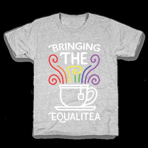 Bringing the Equalitea Kids T-Shirt