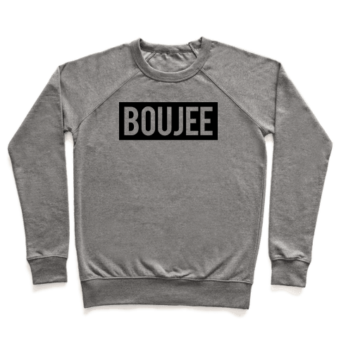 Boujee (Bad and Boujee Pair) Pullover