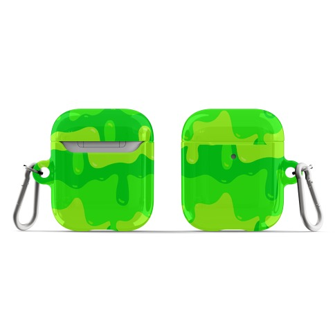 Green Slime AirPod Case