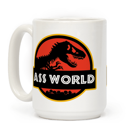 Ass world Coffee Mug