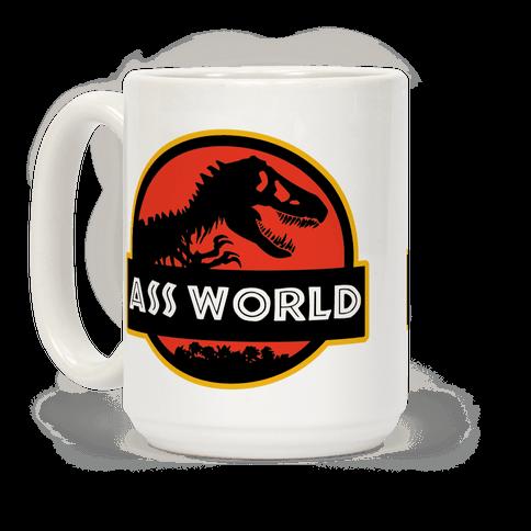Ass world Coffee Mug