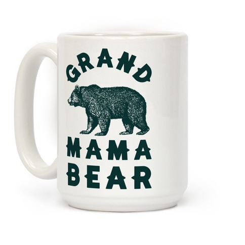 Grandmama Bear Coffee Mug