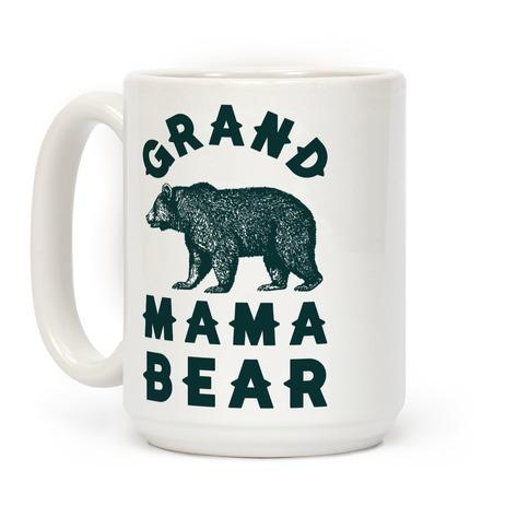 Grandmama Bear Coffee Mug