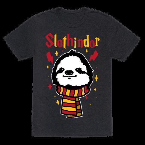 Slothindor Mens T-Shirt
