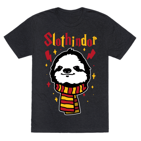 Slothindor Mens T-Shirt