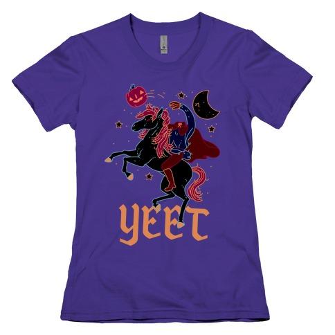 Yeetless Horseman Womens T-Shirt