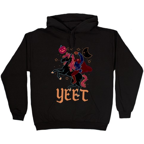 Yeetless Horseman Hooded Sweatshirt